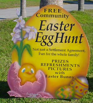 Verisign-easter-egg-hunt