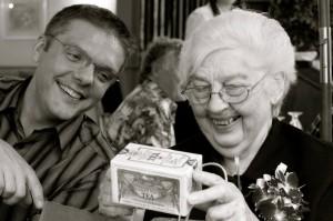My Gramma, Joyce Rader